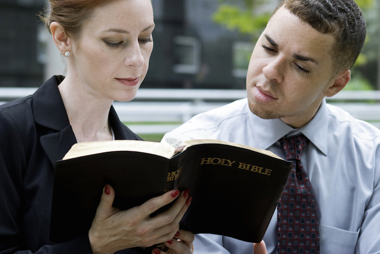 applying scripture