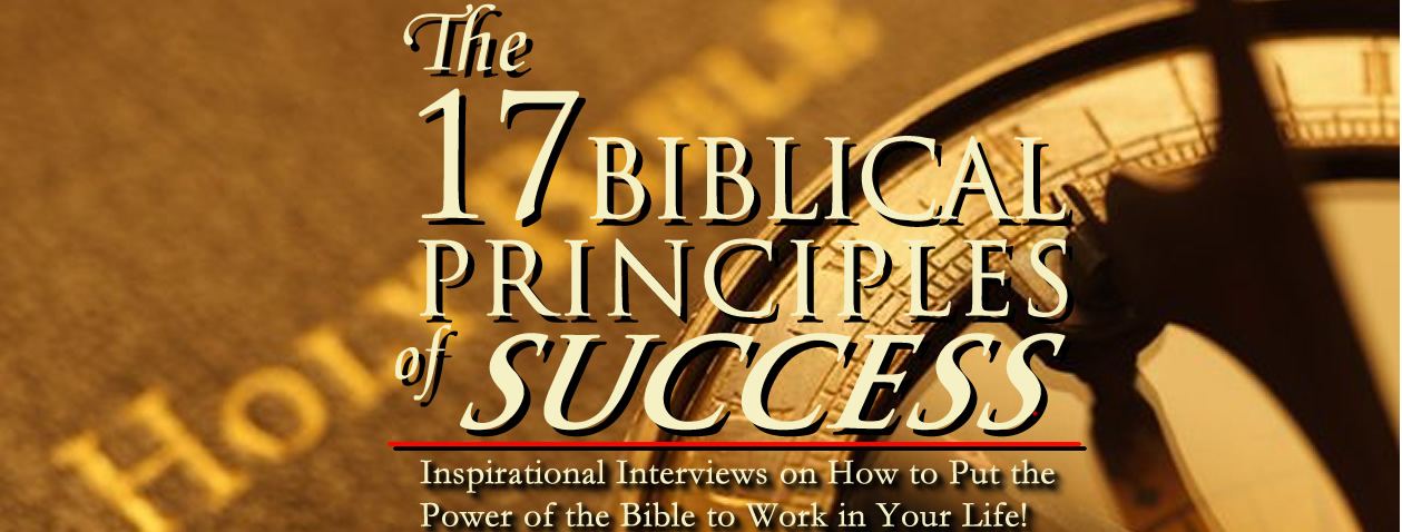 Groovy 17 Biblical Principles Of Success Christian Faith At Work Home Interior And Landscaping Dextoversignezvosmurscom