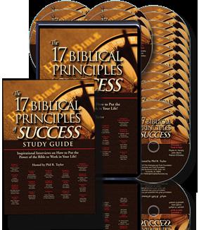 17 Biblical Principles