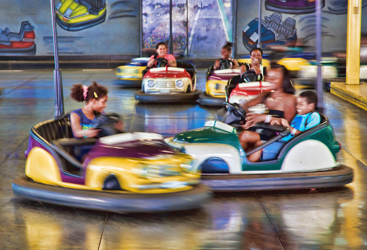 why is a bumper car more spiritual christian faith at work
